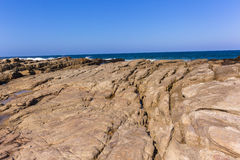Ocean Rocky Coastline stock photos