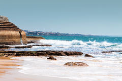 Ocean's beach Stock Photography