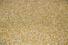 Ocean sand for background Stock Image