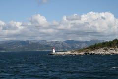 Ocean scena Zdjęcia Stock