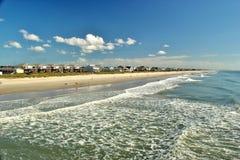 Ocean scene Royalty Free Stock Images