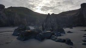 Ocean sceneria Zdjęcia Stock
