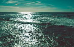 Ocean Scenery Stock Photography
