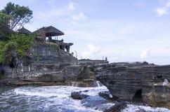 Ocean sea cliff Stock Image