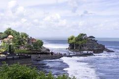 Ocean sea cliff Stock Photography