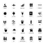 Collection of Ocean and Sea Life Glyph Icons. Ocean and sea exploration are more about your favorite marine life..!nThese 207 glyph icons contains all, from Stock Image