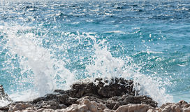 Ocean or sea nature water surface Royalty Free Stock Images