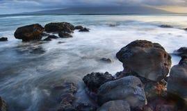 Ocean sea rocks Royalty Free Stock Images