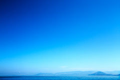 Ocean seascape Royalty Free Stock Images