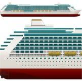 Ocean Ship Stock Photo