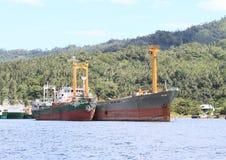 Ocean ship Royalty Free Stock Photography
