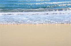 Ocean shore Royalty Free Stock Images