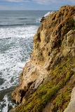 Ocean Shore Cliff Royalty Free Stock Photo