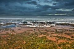 Ocean Shoreline Royalty Free Stock Photos