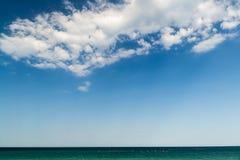 Ocean And Sky Stock Photo