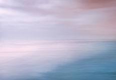 Ocean Sky Abstract Stock Photography