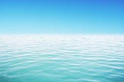 Ocean sky Royalty Free Stock Image