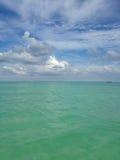 Ocean Skyline at South Beach, Miami. Royalty Free Stock Image