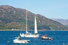 Ocean Spirit of Moray Royalty Free Stock Images