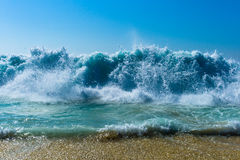 Ocean splash Stock Photography