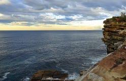 ocean spokojny Fotografia Stock
