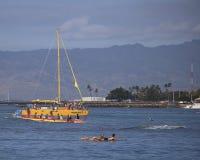 Ocean sports Stock Photo