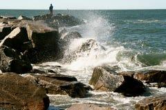 Ocean spray Stock Image