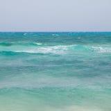 Ocean square background Stock Image