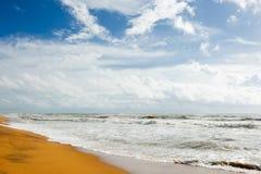 The ocean, Sri Lanka Royalty Free Stock Images