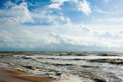 The ocean, Sri Lanka Royalty Free Stock Photo