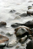 Ocean stones Royalty Free Stock Images