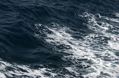 Ocean in storm Stock Image