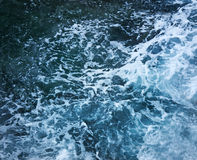 Ocean at storm Royalty Free Stock Photo