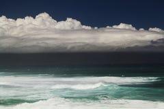 Ocean storm Stock Images