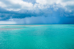 Ocean storm 1 Stock Photos