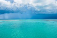 Ocean storm 3 Stock Images