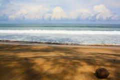 Ocean strona fotografia stock