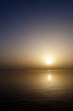 Ocean sunrise Royalty Free Stock Photo