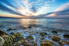 Ocean Sunrise Royalty Free Stock Image