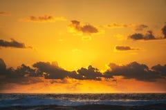 Ocean Sunrise Royalty Free Stock Images