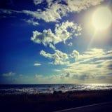 Ocean Sunrise Royalty Free Stock Photography