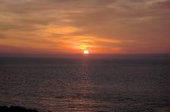 Free Ocean Sunset Stock Photo - 639160