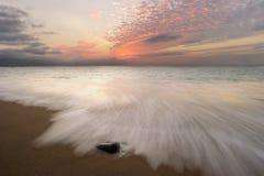 Ocean Sunset Royalty Free Stock Photo