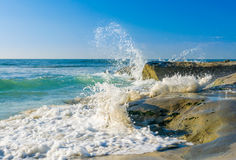 Ocean surf Stock Photography
