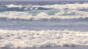 Ocean Surf stock video footage