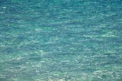 Ocean surface Royalty Free Stock Photography