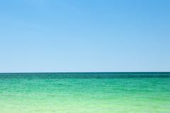 ocean tło Fotografia Stock
