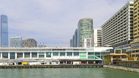 Ocean terminal & harbour city, hong kong Royalty Free Stock Photography