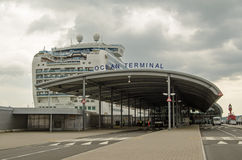 Ocean Terminal, Southampton Royalty Free Stock Photography