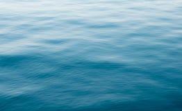 Ocean textured blue water background stock illustration
